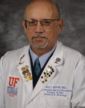 Photo of Guy Benrubi, M.D., FACOG
