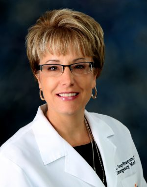Photo of Kelly Gray-Eurom, M.D., M.M.M., FACEP