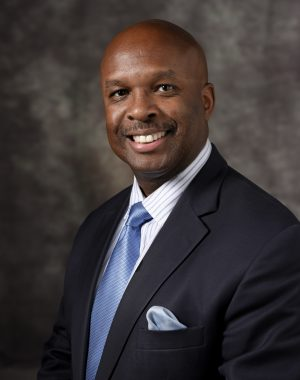 Photo of Leon L. Haley Jr., M.D., MHSA, C.P.E., FACEP