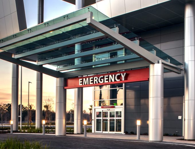 Emergency Department monthly volumes at UF Health North continue to rise.