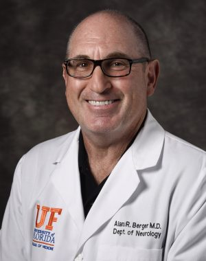Photo of Alan R. Berger, M.D.