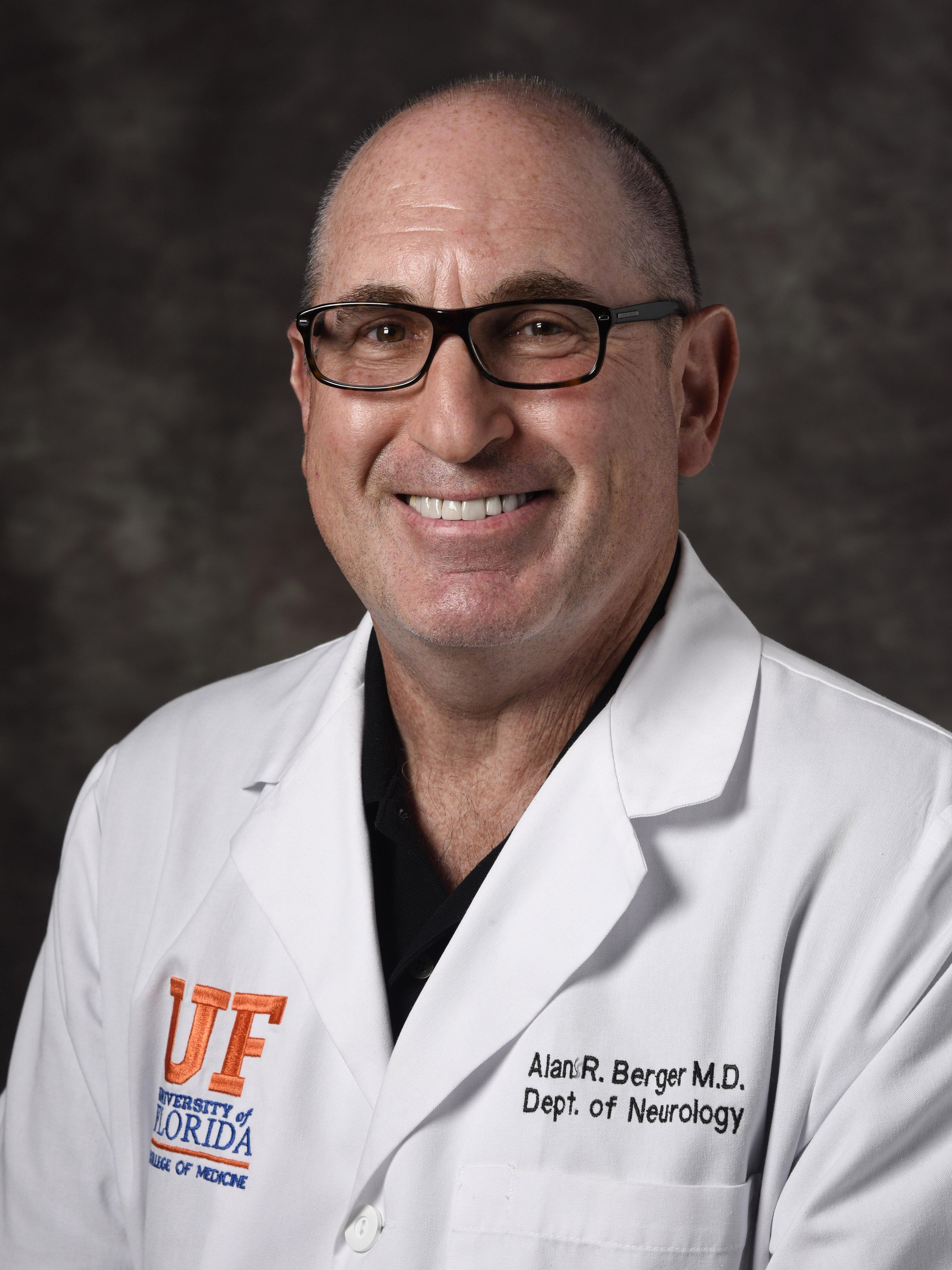 Photo of Alan R. Berger, M.D.