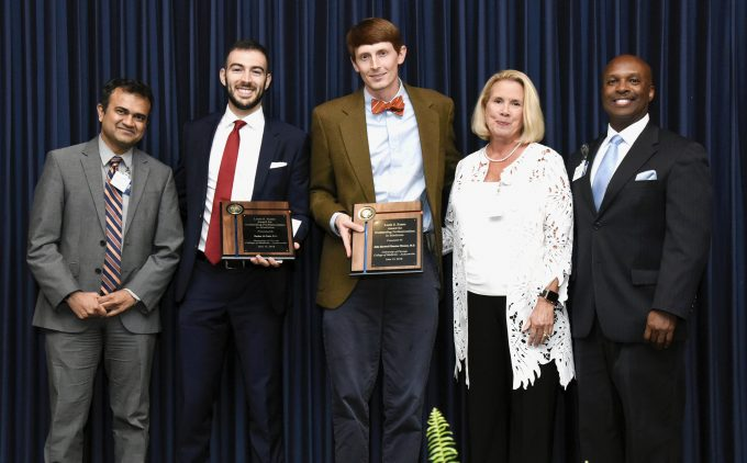 Russo Award residents