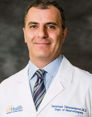 Photo of Daryoush Tavanaiepour, M.D.