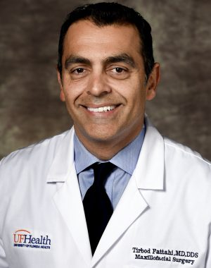 Photo of Tirbod Fattahi, M.D., D.D.S., FACS