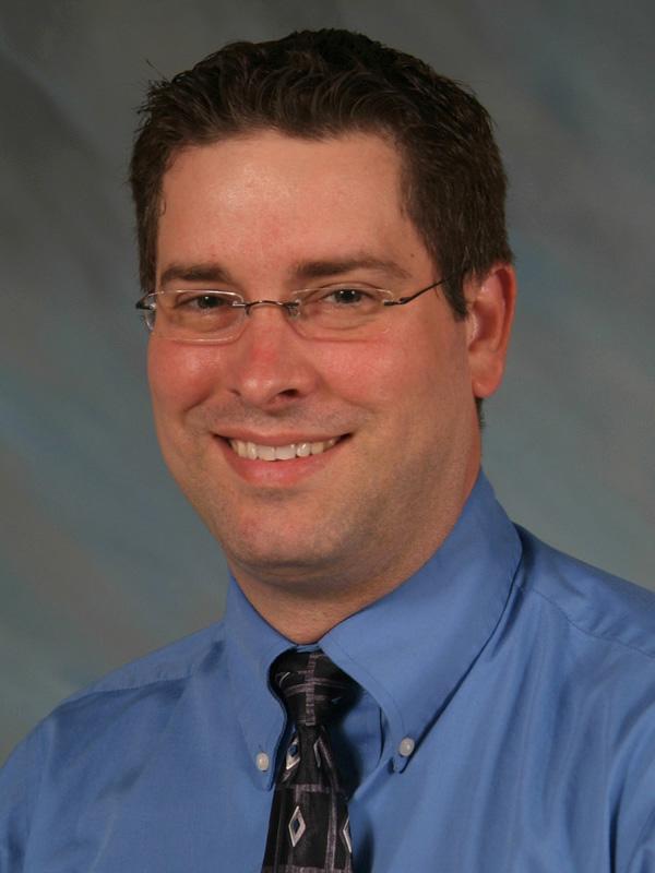 Photo of David J. Chesire, Ph.D.