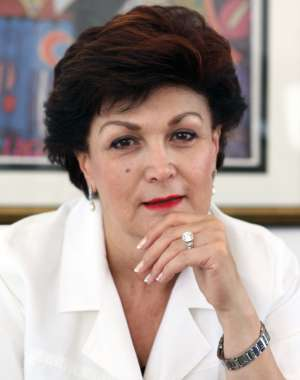 Photo of Shahla Masood, M.D.